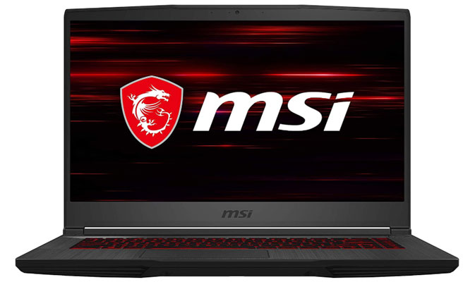 MSI GF63 9SCX-005 - Best Gaming Laptops Under 800