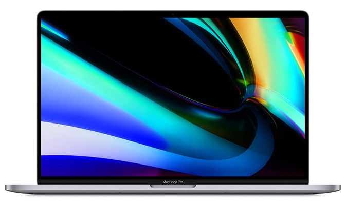 Apple MacBook Pro 16 - Best Laptops For Fashion Designers