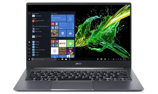Acer Swift 3 - Best Laptops For Trading Stocks