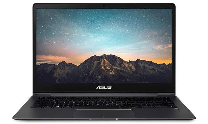 ASUS ZenBook 13 - Best Laptops For Trading Stocks