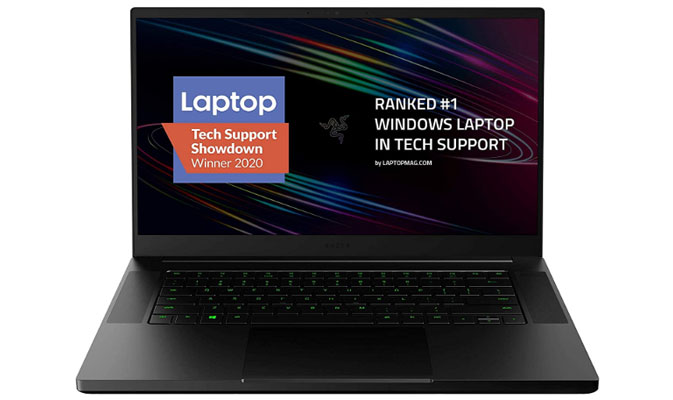 Razer Blade 15 - Best Laptops For Fashion Designers