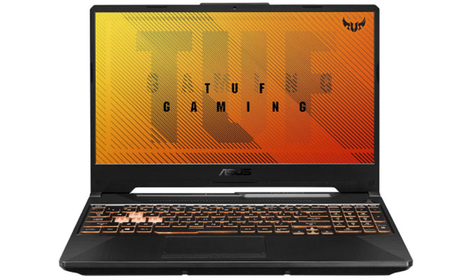 ASUS TUF A15 - Best Gaming Laptops Under 800 Dollars