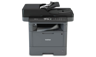Brother MFC-L5900DW - Best Printers For Cardstock