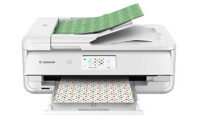 Canon TS9521C - Best Printers For Cardstock