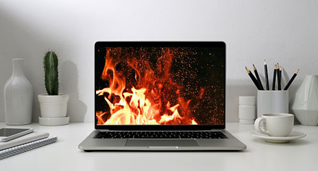 How to Cool Down Your Laptop